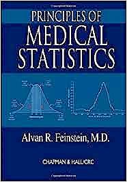 Portada del libro 9781584882169 Principles Medical Statistics