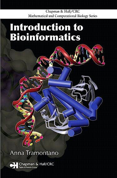 Portada del libro 9781584885696 Introduction to Bioinformatics