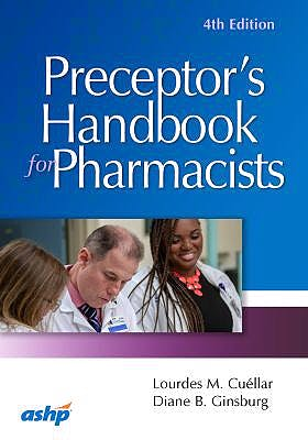 Portada del libro 9781585286263 Preceptor's Handbook for Pharmacists
