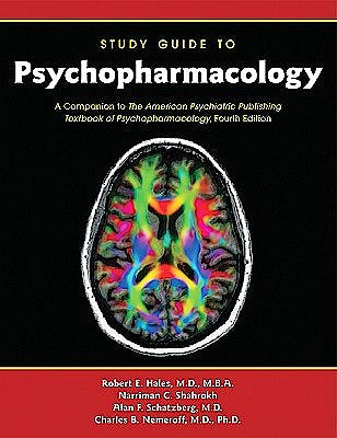 Portada del libro 9781585623549 Study Guide to Psychopharmacology. a Companion to the American Psychiatric Publishing Textbook of Psychopharmacology