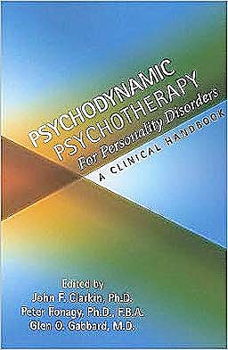 Portada del libro 9781585623556 Psychodynamic Psychotherapy for Personality Disorders. a Clinical Handbook