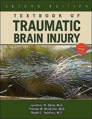 Portada del libro 9781585623570 Textbook of Traumatic Brain Injury