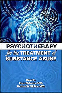 Portada del libro 9781585623907 Psychotherapy for the Treatment of Substance Abuse