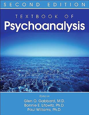 Portada del libro 9781585624102 Textbook of Psychoanalysis