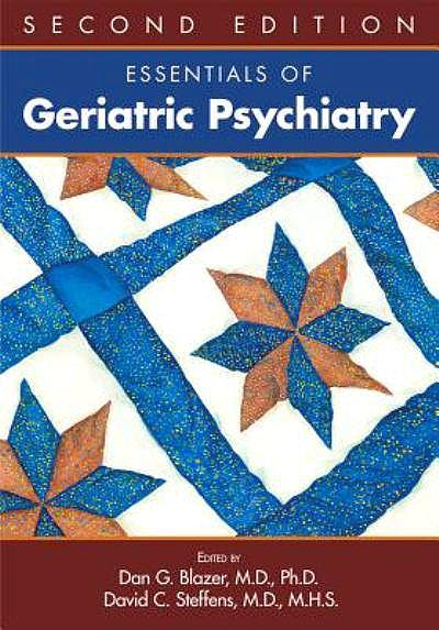 Portada del libro 9781585624133 Essentials of Geriatric Psychiatry