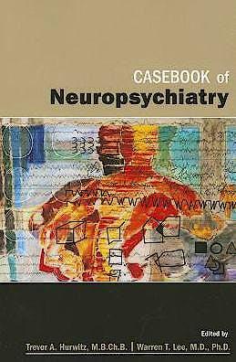 Portada del libro 9781585624317 Casebook of Neuropsychiatry