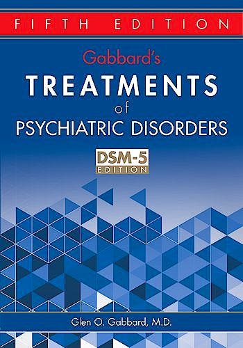 Portada del libro 9781585624423 Gabbards Treatments of Psychiatric Disorders