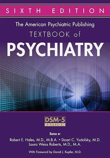 Portada del libro 9781585624447 The American Psychiatric Publishing Textbook of Psychiatry