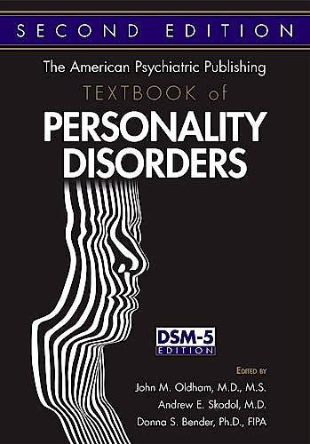 Portada del libro 9781585624560 The American Psychiatric Publishing Textbook of Personality Disorders