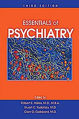 Portada del libro 9781585629336 Essentials of Psychiatry