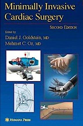 Portada del libro 9781588291707 Minimally Invasive Cardiac Surgery