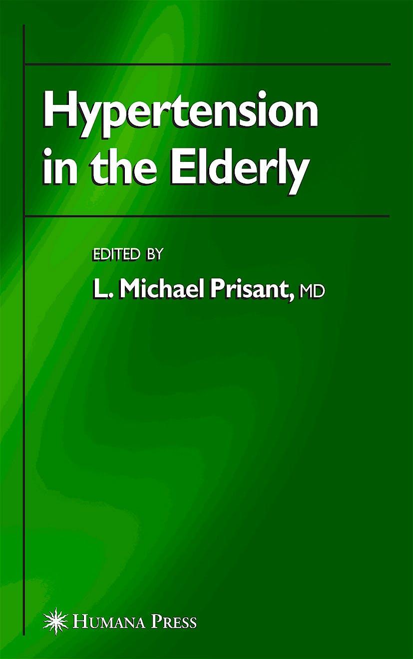 Portada del libro 9781588291974 Hypertension in the Elderly