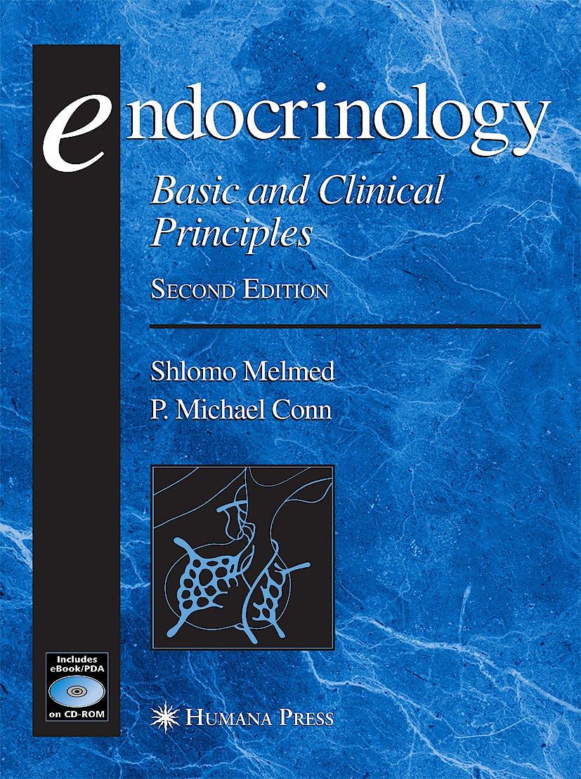 Portada del libro 9781588294272 Endocrinology : Basic and Clinical Principles