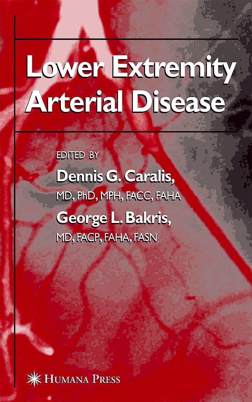 Portada del libro 9781588295545 Lower Extremity Arterial Disease