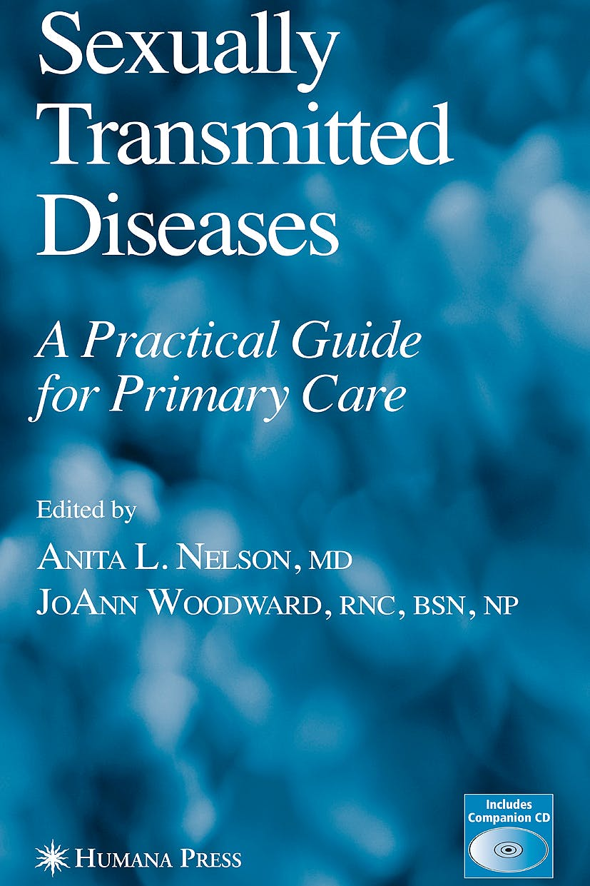 Portada del libro 9781588295705 Sexually Transmitted Diseases. a Practical Guide for Primary Care