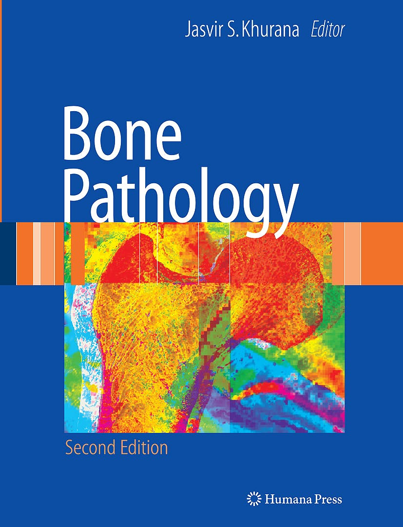 Portada del libro 9781588297662 Bone Pathology