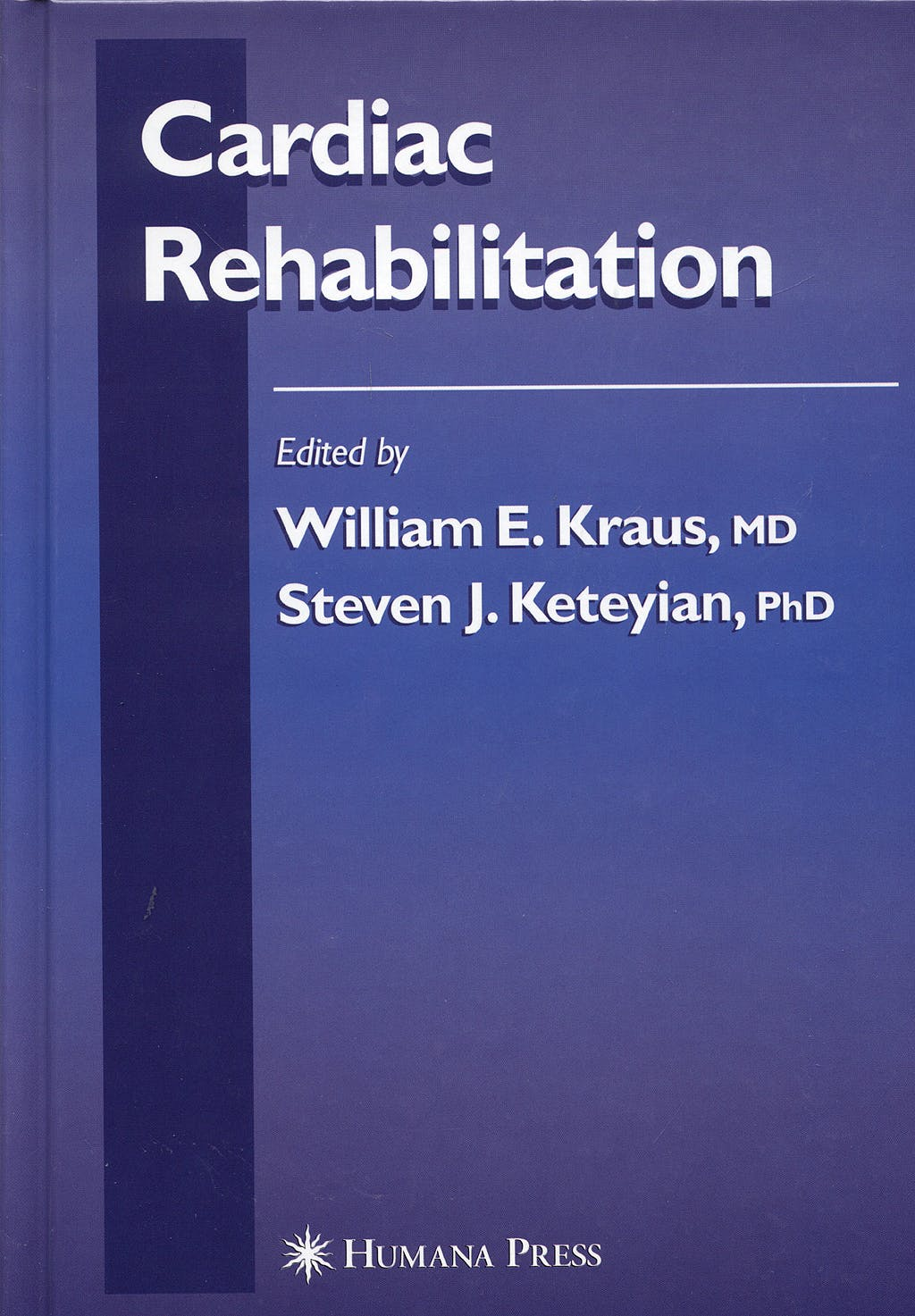 Portada del libro 9781588297709 Cardiac Rehabilitation