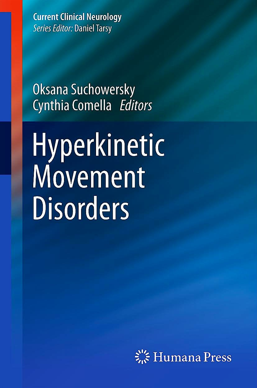 Portada del libro 9781588298058 Hyperkinetic Movement Disorders (Current Clinical Neurology)
