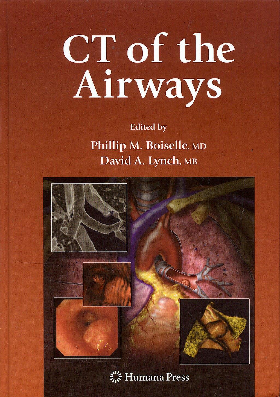 Portada del libro 9781588298485 CT of the Airways (Contemporary Medical Imaging) (Hardcover)
