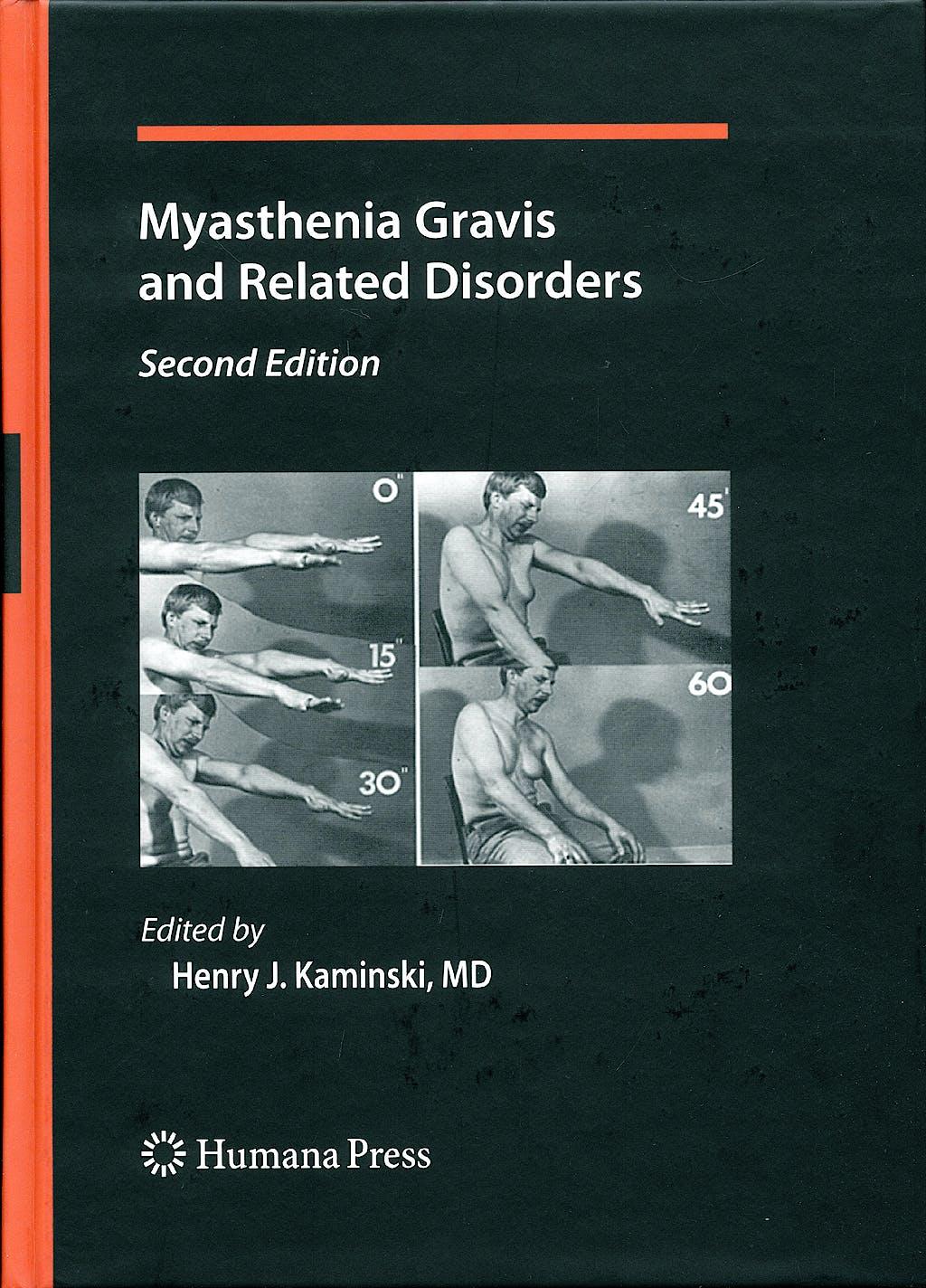 Portada del libro 9781588298522 Myasthenia Gravis and Related Disorders