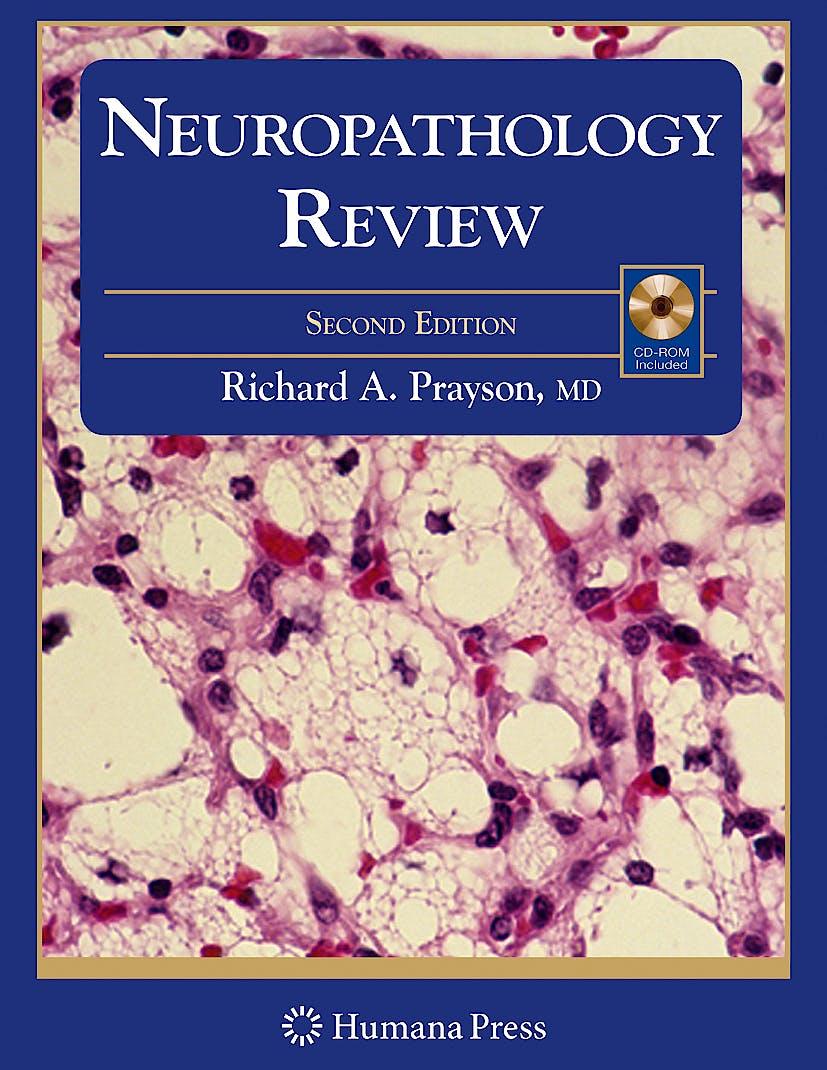 Portada del libro 9781588298959 Neuropathology Review + Cd-Rom