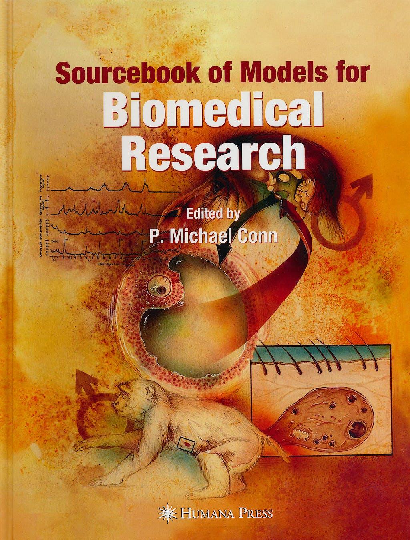 Portada del libro 9781588299338 Sourcebook of Models for Biomedical Research