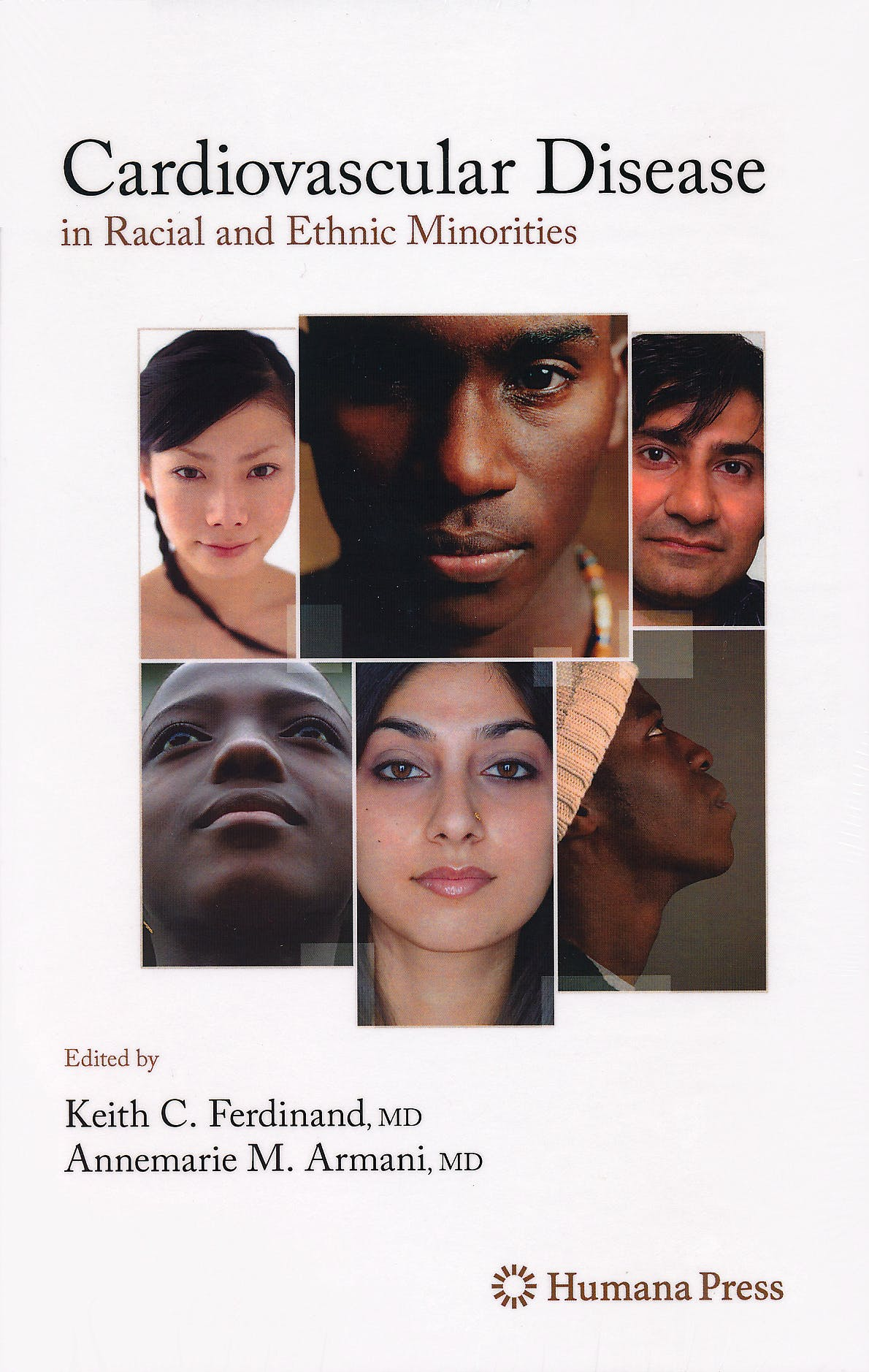 Portada del libro 9781588299819 Cardiovascular Disease in Racial and Ethnic Minorities