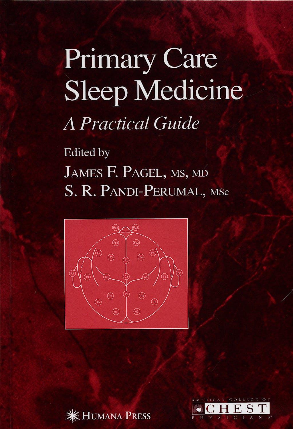 Portada del libro 9781588299925 Primary Care Sleep Medicine. a Practical Guide