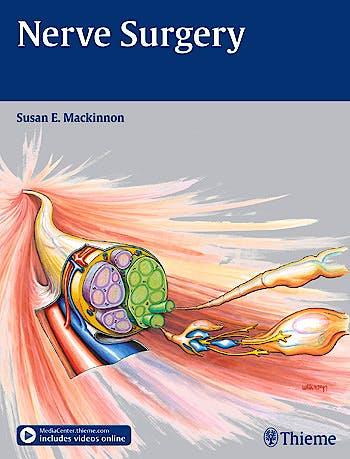 Portada del libro 9781588905130 Nerve Surgery + Content Online