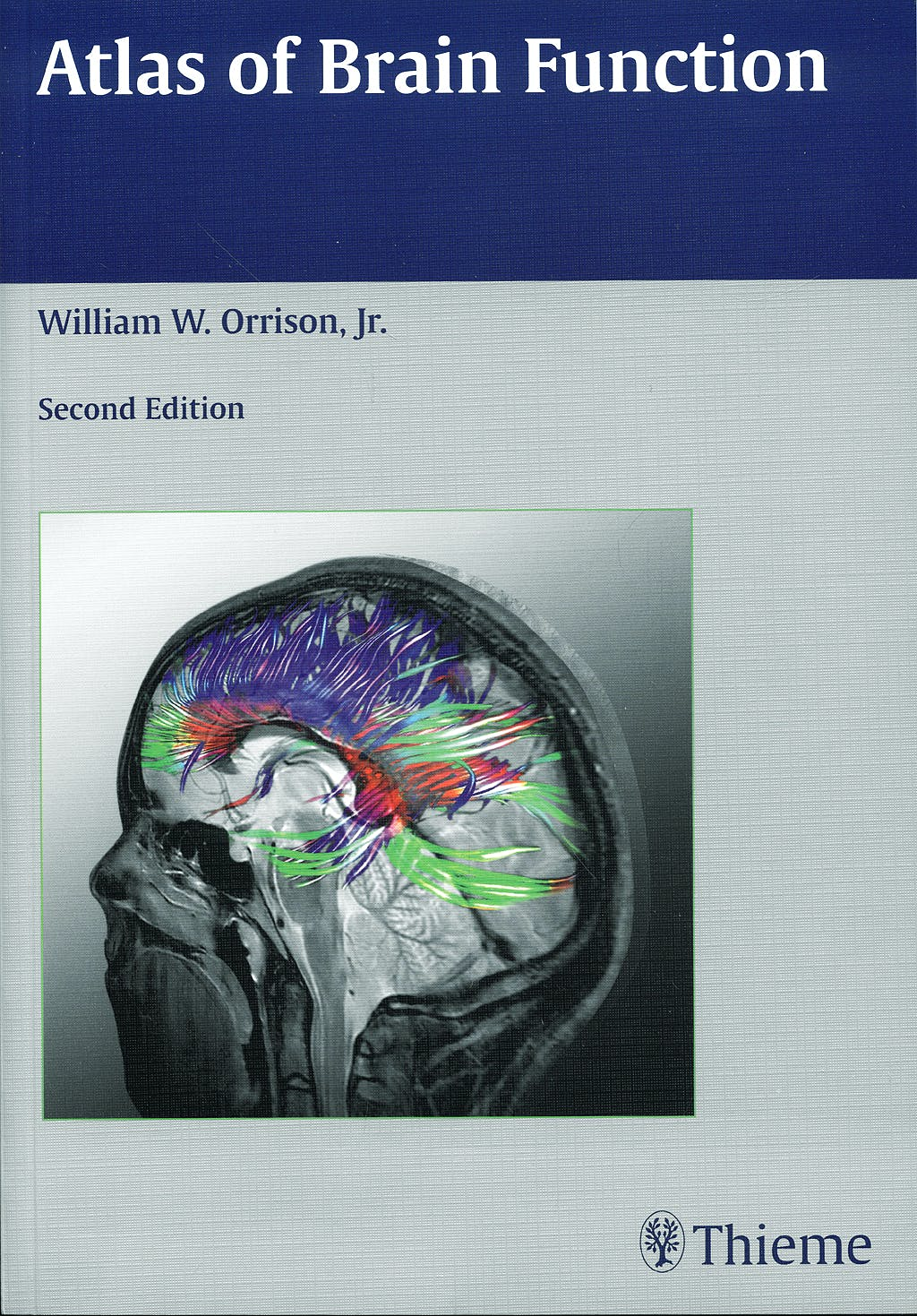 Portada del libro 9781588905253 Atlas of Brain Function