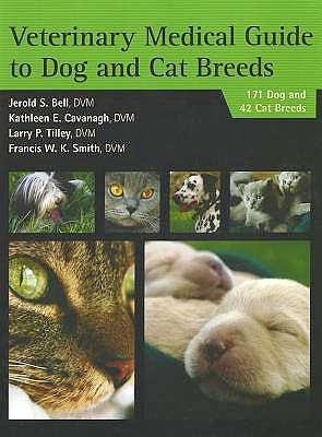 Portada del libro 9781591610021 Veterinary Medical Guide to Dog and Cat Breeds. 171 Dog and 42 Cat Breeds