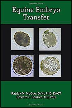 Portada del libro 9781591610472 Equine Embryo Transfer