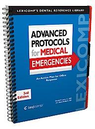 Portada del libro 9781591953012 Advanced Protocols for Medical Emergencies