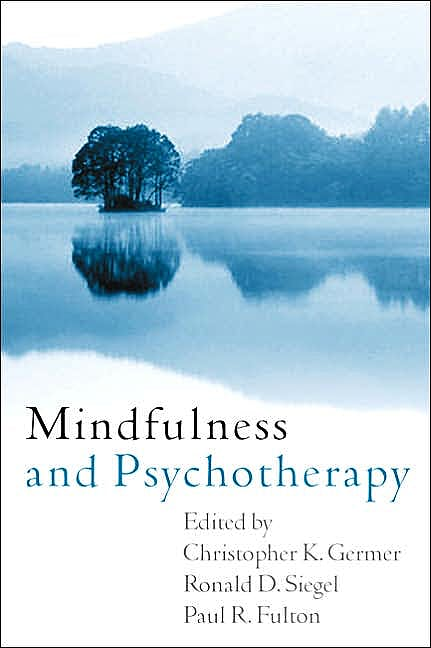Portada del libro 9781593851392 Mindfulness and Psychotherapy