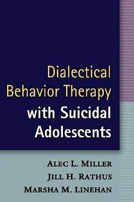 Portada del libro 9781593853839 Dialectical Behavior Therapy with Suicidal Adolescents