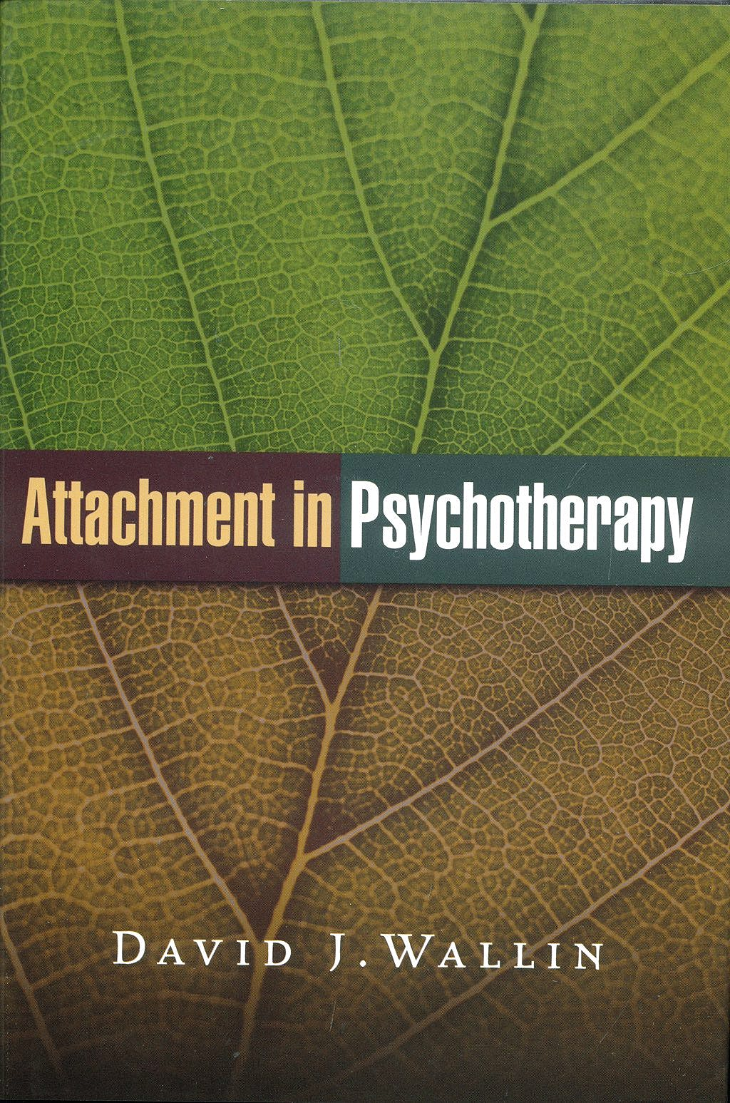 Portada del libro 9781593854560 Attachment in Psychotherapy