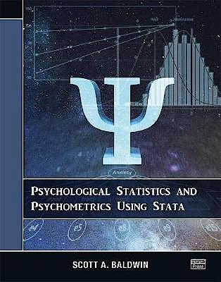 Portada del libro 9781597183031 Psychological Statistics and Psychometrics Using Stata