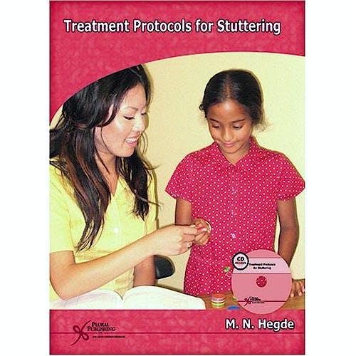 Portada del libro 9781597560504 Treatment Protocols for Stuttering