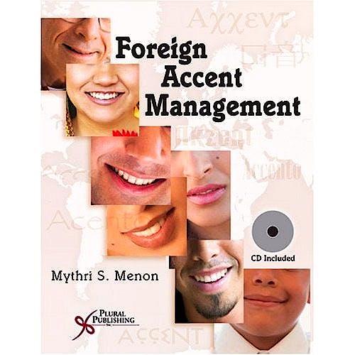 Portada del libro 9781597560689 Foreign Accent Management + 6 Cds