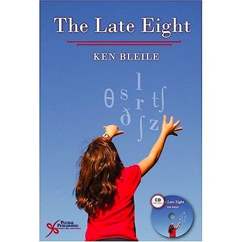 Portada del libro 9781597560825 The Late Eight + Cd