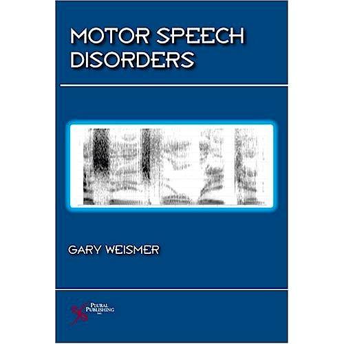 Portada del libro 9781597561150 Motor Speech Disorders