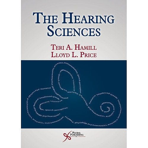 Portada del libro 9781597561990 The Hearing Sciences