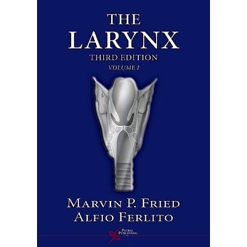 Portada del libro 9781597562560 The Larynx, Vol. I