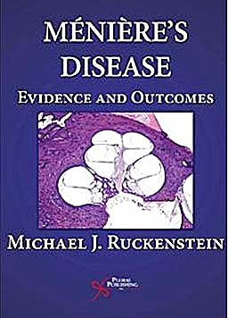 Portada del libro 9781597563000 Meniere's Disease. Evidence and Outcomes