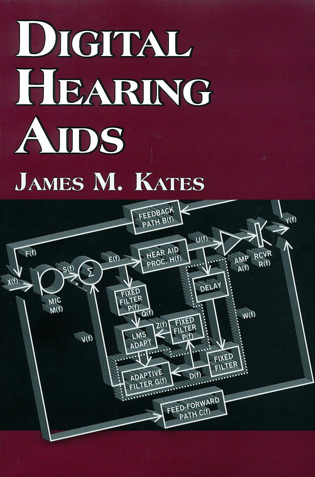 Portada del libro 9781597563178 Digital Hearing Aids