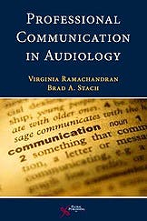 Portada del libro 9781597563659 Professional Communication in Audiology