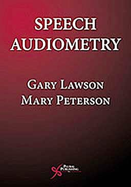 Portada del libro 9781597563703 Speech Audiometry
