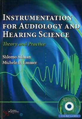 Portada del libro 9781597563819 Instrumentation for Audiology and Hearing Science. Theory and Practice + Dvd