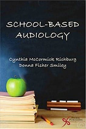 Portada del libro 9781597563857 School-Based Audiology