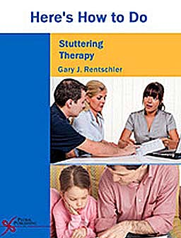 Portada del libro 9781597563864 Here's How to Do Stuttering Therapy